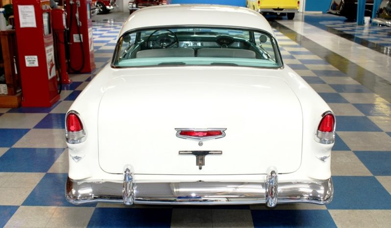 1955 Chevrolet Bel Air – India Ivory / Harvest Gold full