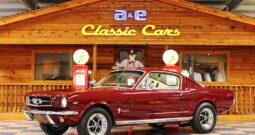 1965 Ford Mustang Fastback – Maroon