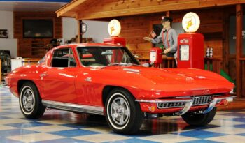 1964 Chevrolet Corvette LS – Riverside Red full
