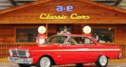 1965 Ford Falcon – Red
