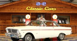 1965 Ford Falcon – White / Red