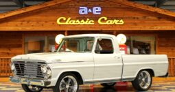 1967 Ford F100 Pickup – Silver