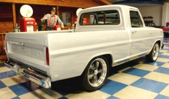 1967 Ford F100 Pickup – Silver full