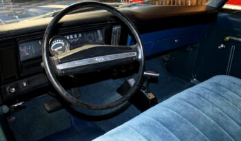 "1972 Chevrolet Nova Yenko ""Tribute"" – Blue / White full"