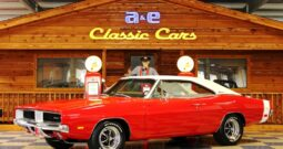 1969 Dodge Charger R/T 440 – Red / White