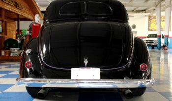 1937 Ford 5 Window Coupe ALL STEEL – Black full
