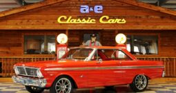 1965 Ford Falcon – Red / Gray