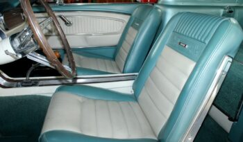 1965 Ford Mustang Fastback – Dynasty Green full